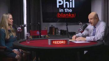 Phil in the Blanks TV Spot, 'Cheryl Hunter: Monsters Live in the Dark' - 2 commercial airings