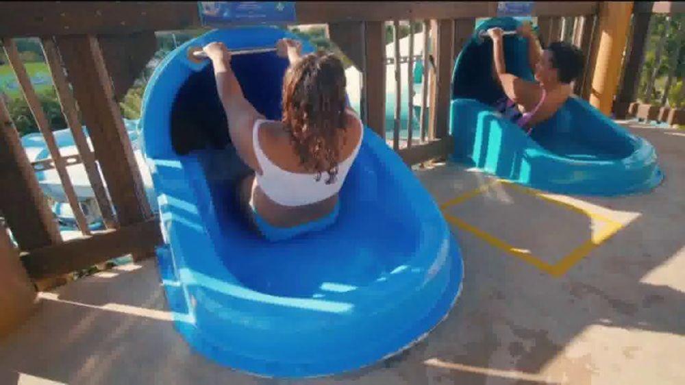 SeaWorld San Antonio TV Commercial, 'Texas Stingray'