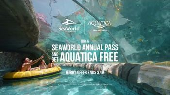 SeaWorld San Antonio TV Spot, 'Texas Stingray' - Thumbnail 4