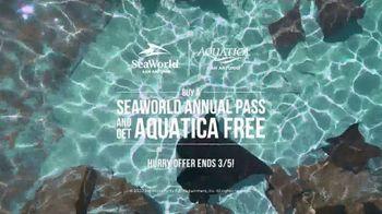 SeaWorld San Antonio TV Spot, 'Texas Stingray' - Thumbnail 5