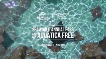SeaWorld San Antonio TV Spot, 'Texas Stingray' - Thumbnail 6