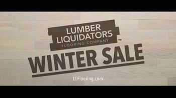 Lumber Liquidators Winter Sale TV Spot, 'Change Everything' Song by Electric Banana - Thumbnail 8