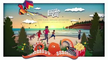 Explore Lincoln City TV Spot, 'One Place' - Thumbnail 9