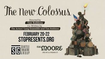 The New Colossus TV Spot, 'It's About Our Ancestors' Featuring Tim Robbins - Thumbnail 7