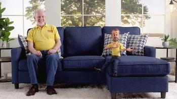 Bob's Discount Furniture TV Spot, 'Working Hard' - Thumbnail 9