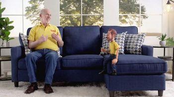 Bob's Discount Furniture TV Spot, 'Working Hard' - Thumbnail 1