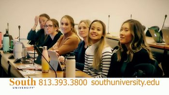 South University TV Spot, 'Graduate Degrees' - Thumbnail 3