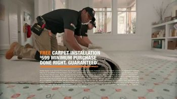 The Home Depot TV Spot, 'Filled With Memories: Official Carpet of the Westminster Kennel Club' - Thumbnail 8