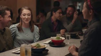 American Express TV Spot, 'Shop Small: Ramen Restaurant Date' - Thumbnail 9
