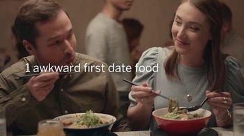 American Express TV Spot, 'Shop Small: Ramen Restaurant Date' - 75 commercial airings