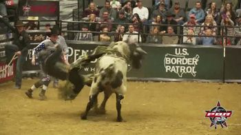 Professional Bull Riders Pendleton Whisky Velocity Tour TV Spot, '2020 Boston: Worcester Rumble'