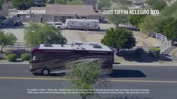 La Mesa RV TV Spot, '2020 Tiffin Allegro Red' - Thumbnail 5