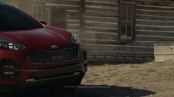 Kia TV Spot, \'Ghost Town\' [T2]