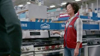 Lowe's Presidents Day Event TV Spot, 'Outdated Appliances' - Thumbnail 9