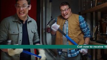 Bath Fitter TV Spot, 'Demolition: 10% Off' - 1 commercial airings