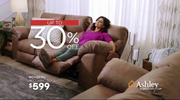 Ashley HomeStore Presidents Day Sale TV Spot, 'Five Years Financing' Song by Midnight Riot - Thumbnail 3