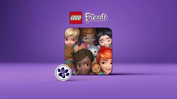 LEGO Friends Play Cubes TV Spot, 'Cube, Love & Stack Surprises' - Thumbnail 9