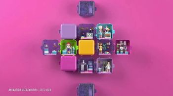 LEGO Friends Play Cubes TV Spot, 'Cube, Love & Stack Surprises' - Thumbnail 8