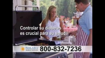 Solara Medical Supplies TV Spot, 'Monitor continúo de glucosa' [Spanish] - Thumbnail 2