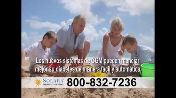 Solara Medical Supplies TV Spot, 'Monitor continúo de glucosa' [Spanish] - Thumbnail 3