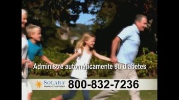 Solara Medical Supplies TV Spot, 'Monitor continúo de glucosa' [Spanish] - Thumbnail 5