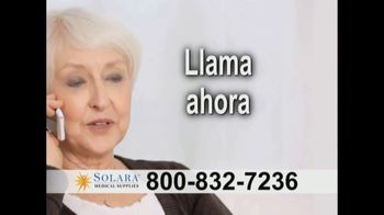 Solara Medical Supplies TV Spot, 'Monitor continúo de glucosa' [Spanish] - Thumbnail 6