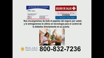 Solara Medical Supplies TV Spot, 'Monitor continúo de glucosa' [Spanish] - Thumbnail 7