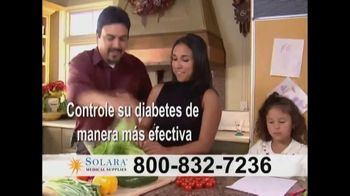 Solara Medical Supplies TV Spot, 'Monitor continúo de glucosa' [Spanish] - Thumbnail 8