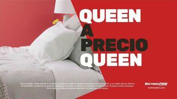 Mattress Firm Venta del Día de los Presidentes TV Spot, 'King a precio queen' [Spanish] - Thumbnail 4