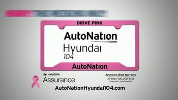 AutoNation Weekend of Wow TV Spot, 'Priced to Wow: 2020 Hyundai Tucson' - Thumbnail 4