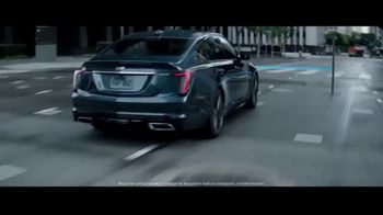 Cadillac TV Spot, 'Finish Line' Song by DJ Shadow feat. Run the Jewels [T1] - Thumbnail 5