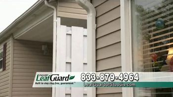 LeafGuard of St. Louis Winter Half Off Sale TV Spot, 'Tired of Old Clogged Up Gutters: Gas Card' - Thumbnail 3
