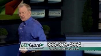 LeafGuard of St. Louis Winter Half Off Sale TV Spot, 'Tired of Old Clogged Up Gutters: Gas Card' - Thumbnail 4