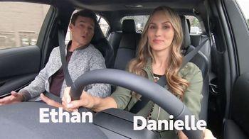 2020 Toyota Corolla TV Spot, 'Road Trip: Stevens Pass' Ft. Danielle Demski, Ethan Erickson [T2]