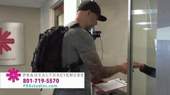 PRA Health Sciences TV Spot, 'Compensation: Up to $4,500' - Thumbnail 6