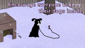 PETA TV Spot, 'Keep Dogs Inside' - Thumbnail 6