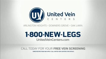 United Vein Centers TV Spot, 'Treatment Covered' - Thumbnail 6