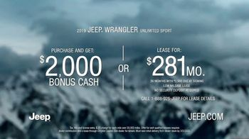 Jeep TV Spot, 'Closed for the Day' [T2] - Thumbnail 8