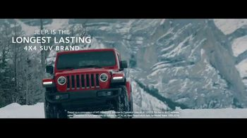 Jeep TV Spot, 'Closed for the Day' [T2]