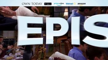 Friends Home Entertainment TV Spot - Thumbnail 1