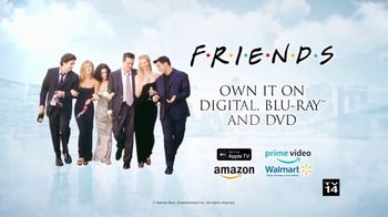 Friends Home Entertainment TV Spot - Thumbnail 10