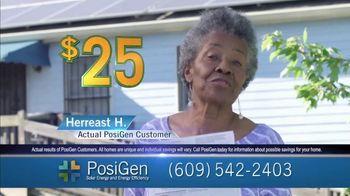 PosiGen TV Spot, 'Half'