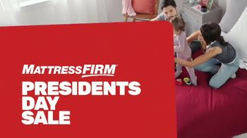 Mattress Firm Presidents Day Sale TV Spot, 'Save Up to $600' - Thumbnail 2