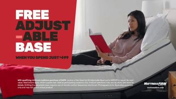 Mattress Firm Presidents Day Sale TV Spot, 'Save Up to $600' - Thumbnail 3