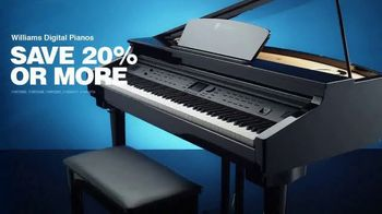 Guitar Center Presidents Day Sale TV Spot, 'You Want Gear: Piano & Speaker' - Thumbnail 3