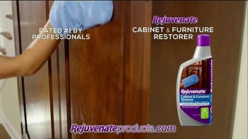 Rejuvenate TV Spot, 'Cabinets, Furniture and Floor Restoration'
