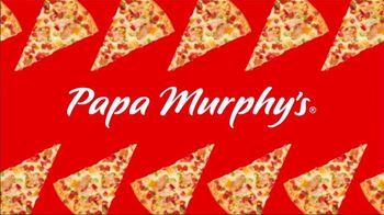 Papa Murphy's Chicken Garlic Pizza TV Spot, 'Put Your Sweatpants On' - Thumbnail 2