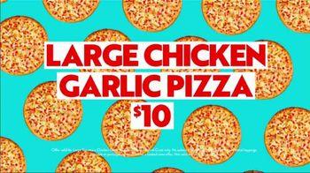 Papa Murphy's Chicken Garlic Pizza TV Spot, 'Put Your Sweatpants On' - Thumbnail 6