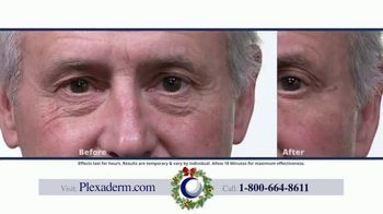 Plexaderm Skincare Holiday Special TV Spot, '10-Minute Challenge'