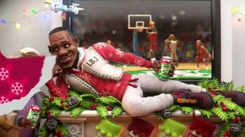 Sprite Winter Spiced Cranberry TV Spot, 'The Thirstiest Time of the Year' Feat. LeBron James - Thumbnail 8